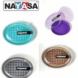 Bubbles Oval Soap Case