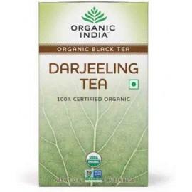 Organic India Darjeeling Tea 18 Tea Bags