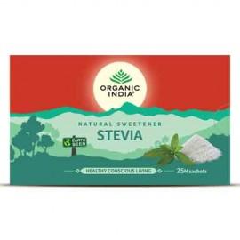 Organic India Natural Stevia 25 N