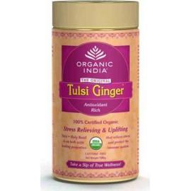 Organic India Tulsi Ginger Antioxidant Rich 100 gm