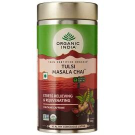 Organic India Tulsi Masala Chai 100 gm
