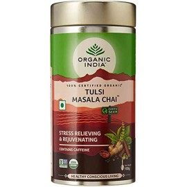 Organic India Tulsi Masala Chai 25 Bags