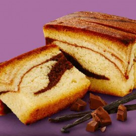 Marble Slice Cake 140 gm