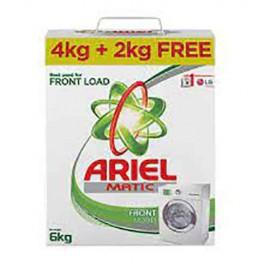 Ariel Matic Washing Detergent Powder 6 Kg