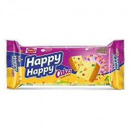 Parle Happy Happy Tutti Fruity Flavoured Cake