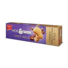 Parle Hide and Seek Choco Rolls