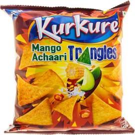 Kurkure Mango Achaari Triangles Namkeen 90 gm