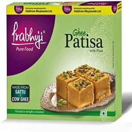 Prabhuji Ghee Patisa With Pista Soan Papdi 300 gm