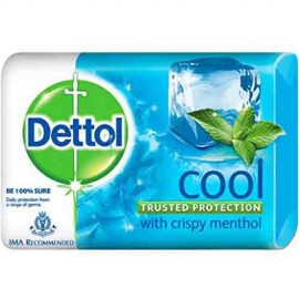 Dettol Cool Soap 125 gm Pack of 3