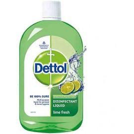 Dettol Disinfectant Cleaner Liquid Lime Fresh 500 ml