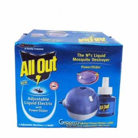 All Out Combo Pack 1 Pkt