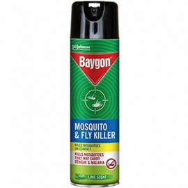 Baygon Mosquito & Fly Killer Lime Scent