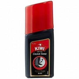 Kiwi Colour Shine Black Polish 40 ml