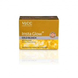 VLCC Insta Glow Gold Bleach 6.6 gm