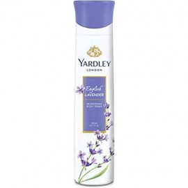 Yardley London English Body Spray 150 ml