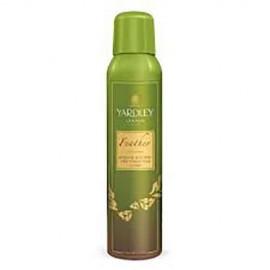 Yardley London Feather Deodorant Spray 150 ml
