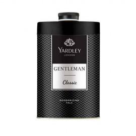 Yardley London Gentleman Classic Deodorizing Talcum Powder