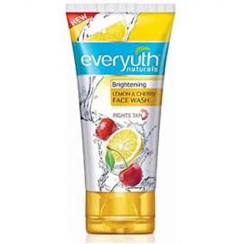 Everyuth Brightening Lemon & Cherry Facewash 50 gm
