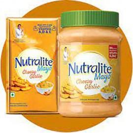 Nutralite Cheesy Garlic Mayo
